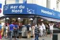 Fish Market in Belgium