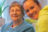 GRANNY! love this beautiful lady!