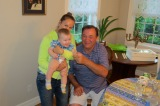 Our Niece Erika! and Papa Rock!